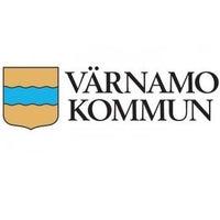 Photo taken at Värnamos stadsbibliotek by Yext Y. on 11/21/2017