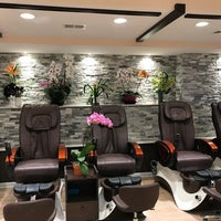 Photo taken at Vickies Nail Spa by Yext Y. on 4/7/2018