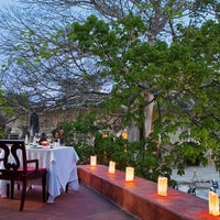 Photo taken at Hacienda Uayamon, a Luxury Collection Hotel, Uayamon by Yext Y. on 2/20/2017