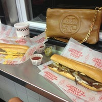 Photo taken at Steve's Prince of Steaks by Heather H. on 7/12/2013