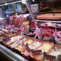 Photo taken at Le P'tit Normand - Charcuterie by Bianca B. on 2/3/2014