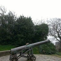 Photo taken at Portuguese cannon by Bianca B. on 3/31/2014