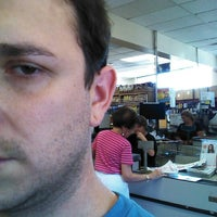 Photo taken at Super Sal Market / Dr.Sandwich & Shawarma by Michael W. on 9/20/2012