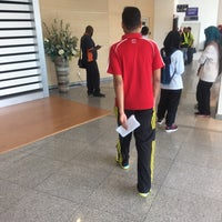 Photo taken at Lembaga Hasil Dalam Negeri (LHDN) by Aqim S. on 7/12/2017