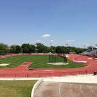 Photo taken at Spec Towns Track by Stephen R. on 5/12/2013