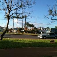 Photo taken at Pracinha da QNJ by Klemer C. on 2/29/2012