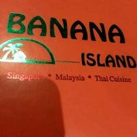 Photo taken at Banana Island by Ernesto R. on 1/1/2013
