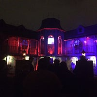 Photo taken at Terror On The Fox by Allison F. on 10/31/2014