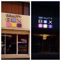 Photo taken at Beauty Box by Beauty Box on 6/3/2014