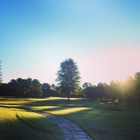 Photo taken at Cabarrus Country Club by Akihiko S. on 10/19/2014