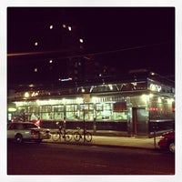 Photo taken at Bel Aire Diner by Randolph H. on 3/10/2013