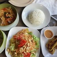 Photo taken at Thai Thai's by Kin V. on 6/5/2014