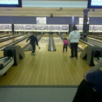 Photo taken at NEB's Fun World (North End Bowl) by Shane M. on 12/9/2012
