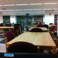 Photo taken at Strozier Library by Gordy F. on 12/5/2012