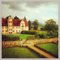 Photo taken at Hotel Kloster Haydau by Pavel S. on 9/15/2014