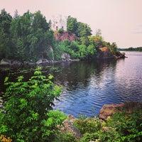 Снимок сделан в Монрепо пользователем Pavel S. 6/29/2013