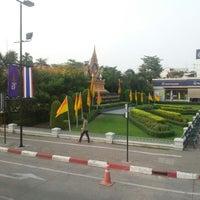 Photo taken at King Mongkut's University of Technology Thonburi (KMUTT) by Wutthiwat W. on 2/10/2013