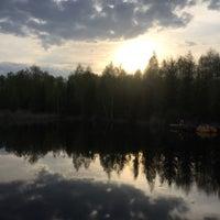 Photo taken at Национальный парк «Орловское полесье» by Inna N. on 5/9/2015