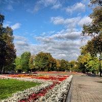 Photo taken at Bolotnaya Square by Egor Z. on 9/22/2013