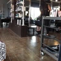 Photo taken at Vicki Popp Salon by Carolyn D. on 6/19/2014