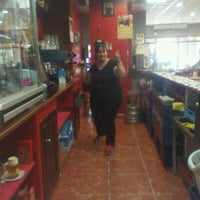 Photo taken at Managua Cafetería by Encarni B. on 6/4/2014