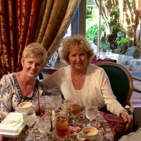 Photo taken at Cafe Margaux Restaurant by Trisha A. on 8/13/2015