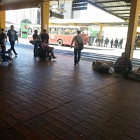 Photo taken at Terminal Guadalupe by Joao Carlos F. on 5/10/2013
