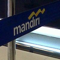 Photo taken at Mandiri by Deky on 11/19/2013