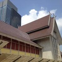Photo taken at National Museum (Muzium Negara) by Ted on 4/22/2013