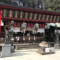 Photo taken at Ohirasanjinja Shrine by Creig on 3/18/2018
