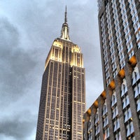 Photo taken at Empire State Building by Matthew on 6/12/2013