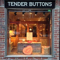 Photo taken at Tender Buttons by Matthew on 2/13/2015