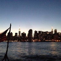 Photo taken at New York Water Taxi - LIC by Matthew on 8/24/2013