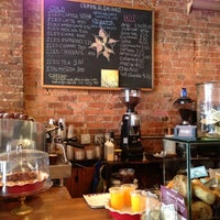 Photo taken at Noella Brew Bar by Matthew on 11/20/2012