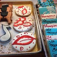Photo taken at La Tropezienne Bakery by Matthew on 2/24/2013
