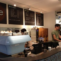 Photo taken at Joe the Art of Coffee by Matthew on 11/14/2012