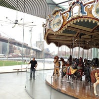 Photo taken at Jane's Carousel by Matthew on 5/17/2013