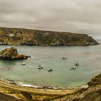 Photo taken at Little Harbor, Santa Catalina Island by PureWow on 12/20/2016