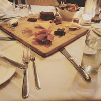 Photo taken at M Restaurant by Sarah M. on 4/28/2016