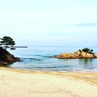 Photo taken at Uradome Coast by Achiko on 11/14/2016