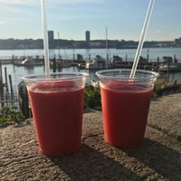Photo taken at Boat Basin Cafe by Melissa D. on 7/3/2017