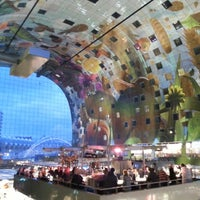 Photo taken at Markthal by Julia V. on 2/21/2015