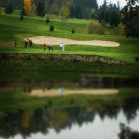 Photo taken at Golf & Spa Resort Konopiště by GMKcz H. on 10/22/2012