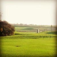 Photo taken at Golf Resort Black Bridge by GMKcz H. on 11/19/2012