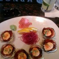 Photo taken at Zake Sushi Lounge by Wyatt C. on 9/9/2013
