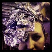 Photo taken at Spa Elysium | Fringe Salon & Apothecary by Lauren E. on 1/24/2014