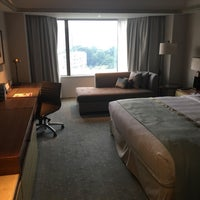 Photo taken at Shangri-la Hotel by SuperTed on 6/18/2017