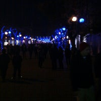 Photo taken at Ул. Александровска (Главната) by SuperTed on 12/25/2012