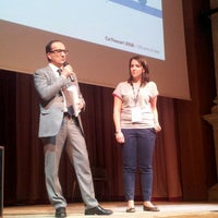 Foto scattata a Auditorium Santa Margherita da Miriam il 5/10/2013