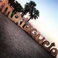 Foto tomada en Playa de La Malagueta por Danny R. el 6/14/2013